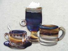 coffee,cup,irish,mug,teacup,kitchen,breakfast,art