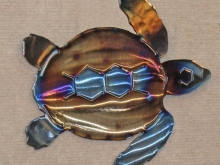 sea,turtle,ridley,gulf,coast,conservation,metal,art