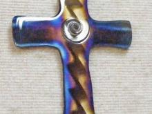 cross,spiral,infinity,center,spiritual,religious,christian,metal,art