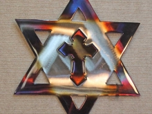 Jewish,star,David,christian,cross,religious,spiritual,art